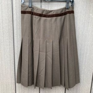 The Limited Skirts - The Limited Pleated Skirt